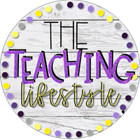 THE TEACHING LIFESTYLE